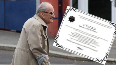 Photo of Wielkopolska policja rozwiesza klepsydry, aby ostrzec staruszków