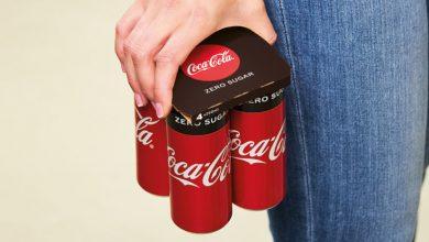 Photo of Coca-Cola rezygnuje z plastikowej folii w wielopakach puszek