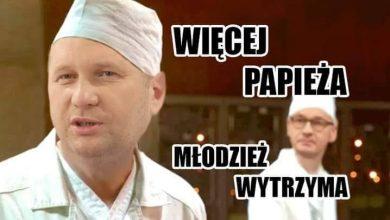 Photo of Przemysław Czarnek chce jeszcze więcej papieża w szkołach!