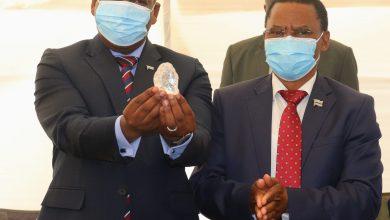 Photo of Trzeci co do wielkości diament na świecie odkryty w Botswanie