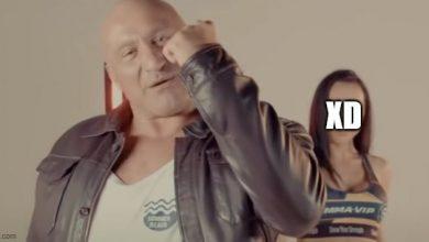 """Photo of Marcin Najman rapuje i reklamuje swoją galę """"MMA-VIP"""". Obciach roku?"""