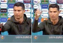 Photo of Po tym jak Ronaldo przesunął Coca-Colę, kapitalizacja spadła o 4 miliardy!