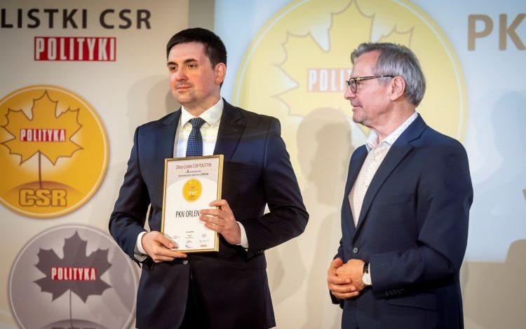 Złoty Listek CSR Polityki