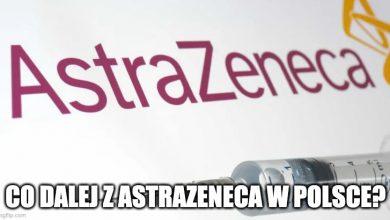 Photo of AstraZeneca i zamieszanie z dostawami. Co dalej ze szczepionką?