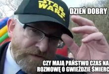 Photo of Grzegorz Braun ucieszył się z sondażu z Instytutu badań z d*py! xD