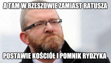 Photo of Grzegorz Braun wyrzucony z debaty kandydatów na prezydenta Rzeszowa xD