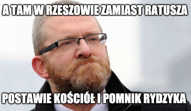 Rzeszów Grzegorz Braun