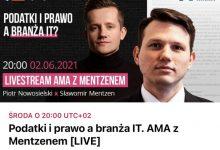"""Photo of Sławomir Mentzen nie wystąpi na webinarze IT, przez """"kontrowersje"""""""