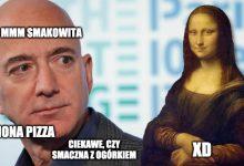Photo of New York Times: Szef Amazon Jeff Bezos kupi Mona Lisę, aby ją…zjeść?