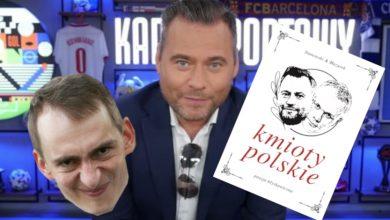 Photo of Krzysztof Stanowski wydaje tomik poezji na złość Jasiowi Kapeli xD