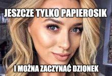 Photo of Marcelina Zawadzka na Instagramie reklamuje e-papierosy nastolatkom