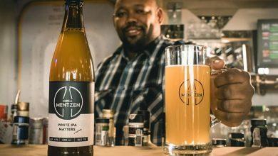 Photo of Sławomir Mentzen promuje piwo White IPA Matters. Lewica się oburzyła