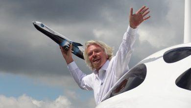 Photo of Miliarder Richard Branson poleci dziś w kosmos [TRANSMISJA NA ŻYWO]