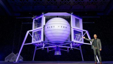 Photo of Bezos chce dać NASA 2 miliardy dolarów na misję na księżyc