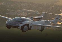 Photo of Latający samochód kończy lot testowy między lotniskami