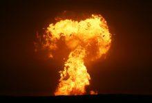 Photo of Wulkan błotny spowodował ogromną eksplozję gazu na Morzu Kaspijskim