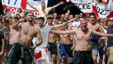 Photo of Euro 2020: Anglicy bili przypadkowych Włochów i czarnoskórych mężczyzn