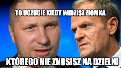 Photo of Donald Tusk uderzył w Przemysława Czarnka i PiS: Banda płaskoziemców!