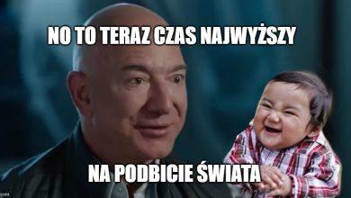 Photo of Jeff Bezos przestaje być szefem Amazon! Komu przekazał przywództwo?