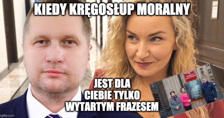 Przemysław czarnek mem