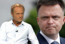 Photo of Szymon Hołownia jednym zdaniem zaprzepaścił koalicję z Donaldem Tuskiem?