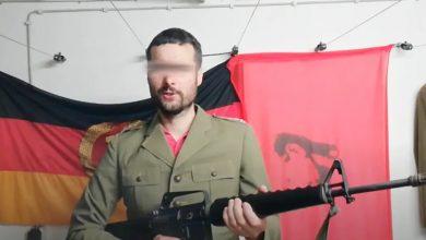 """Photo of Towarzysz Michał z kanału """"Odrodzenie Komunizmu"""" aresztowany przez ABW"""