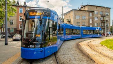 Photo of Kraków: Policja skontroluje czy pasażerowie komunikacji mają maseczki