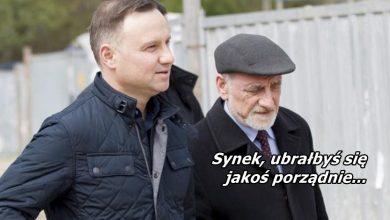 Photo of Ojciec Dudy o podwyżkach dla polityków: Muszą się porządnie ubrać