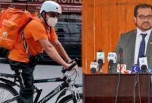 Photo of Były afgański minister pracuje jako dostawca pizzy w Niemczech