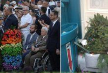 Photo of Narodowcy wyrzucili wieniec spod pomnika powstańców. Bo był od gejów