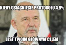 Photo of Janusz Korwin-Mikke przyznał, że program Konfederacji to zwykła ściema