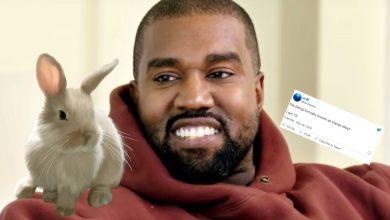 Photo of Kanye West zmieni imię na Ye. Będzie można mówić do niego Ye-Bunny xD