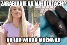 Photo of Wersow z Ekipy sprzedaje klapki z AliExpress za 159 zł warte 16 zeta