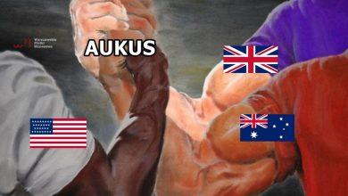 Photo of Wielka Brytania, USA i Australia podpisały pakt AUKUS przeciwko Chinom