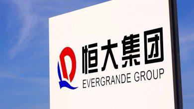 Photo of Akcje Evergrande spadają o 14% po wznowieniu handlu w Hongkongu