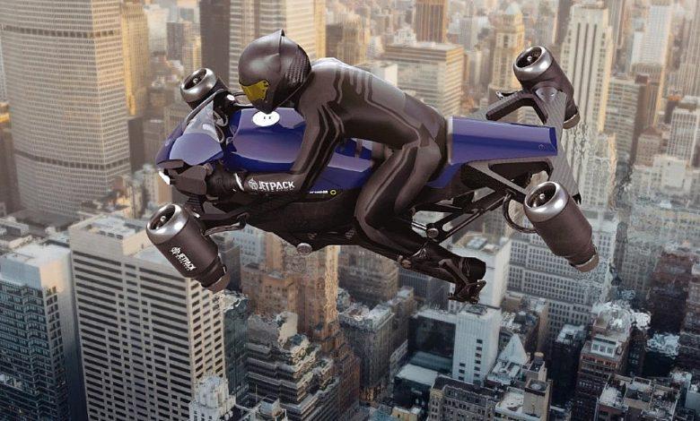 Photo of Poczuj się jak w Star Wars! JetPack stworzyło latające motocykle!