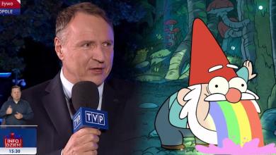 Photo of Jacek Kurski tak polukrował TVP, że telewidzów aż zemdliło
