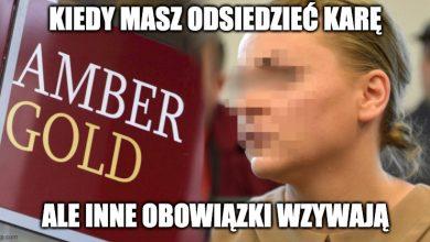 Photo of Katarzyna P. oskarżona w aferze Amber Gold, wyszła na wolność