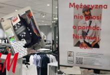 Photo of H&M przeprasza za reklamę uderzoną w mężczyzn, ale Rossmann nie lepszy