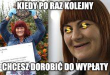 Photo of Justyna Socha sprzedaje zepsute sprzęgło, aby zarobić na frajerach