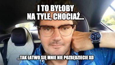 Photo of Kuba Wojewódzki wyrzucony z TVN za docinki o Małgorzacie Rozenek?