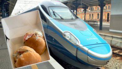Photo of Pasażer PKP Intercity otrzymał w ramach posiłku spleśniałe kanapeczki