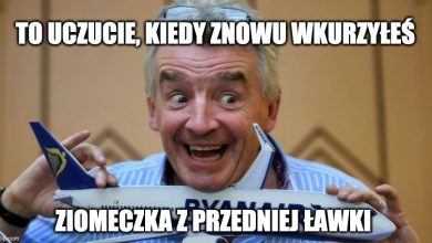 Photo of Skandaliczna wypowiedź prezesa CPK o szefie Ryanair: Na złodzieju…