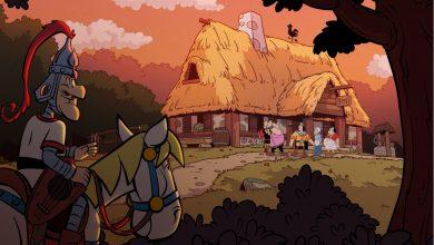 """Photo of Druga część """"Kajko i Kokosz"""" już od 17 listopada na Netflixie"""