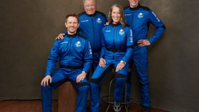 Photo of Gwiazdor Star Trek, William Shatner, gotowy śmiało wyruszyć w kosmos