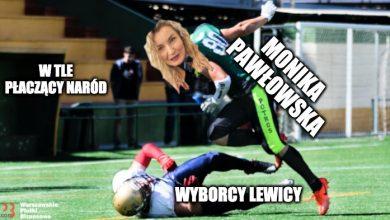 Photo of Monika Pawłowska przechodzi do PiS i robi fikołek dekady