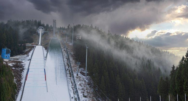 TVN emisja skoki narciarskie